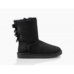 ugg bailey bow - black