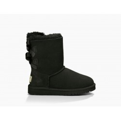 ugg enfant bailey bow - blk