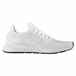 adidas swift run - white
