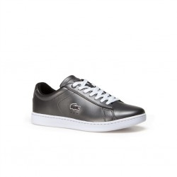 lacoste carnaby - silver