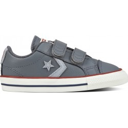 converse star player ox - gris