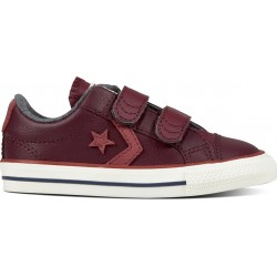 converse star player ox - sangria