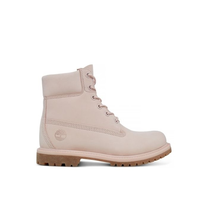 timberland 6-inch icon boot femme rose pastel