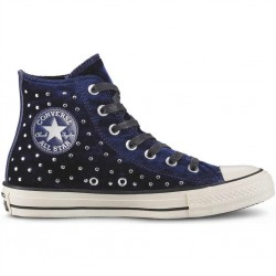 converse chuck taylor all star hi velvet studs