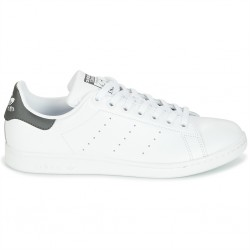 adidas chaussure stan smith - blanc-gris