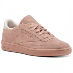 reebok club c 85 diamond - rose