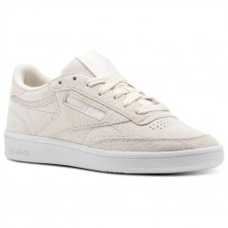 reebok club c 85 diamond - rose-pale