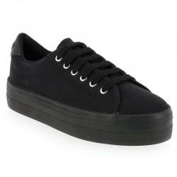 no name plato sneaker black