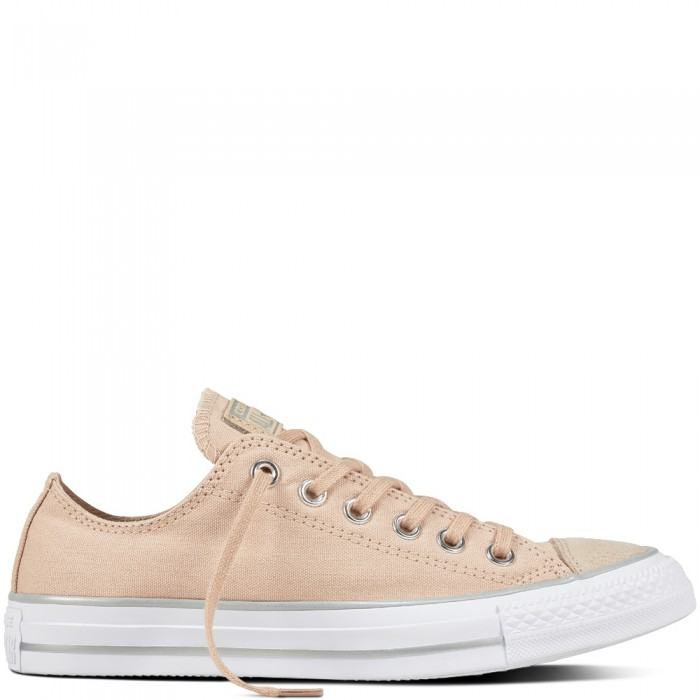 converse chuck taylor all star tipped metallic ox