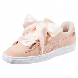 puma heart lunarlux - rose
