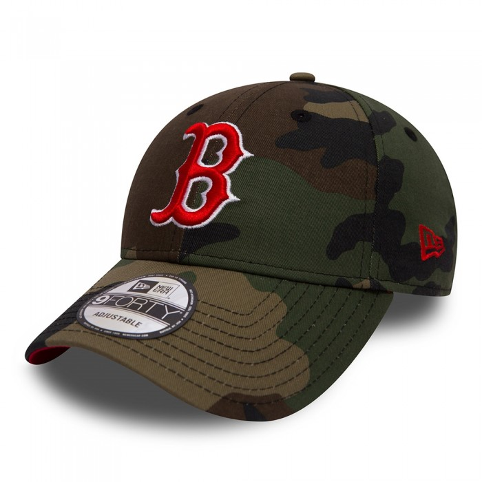 new era boston red sox 9forty camouflage