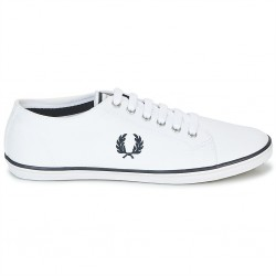 fred perry kingston - blanc