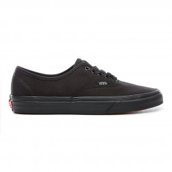 vans chaussure authentic - blk-blk
