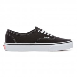 vans chaussure authentic - black