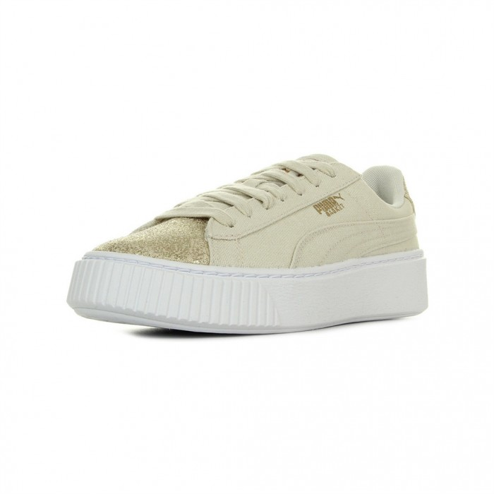 puma platform canvas wn's