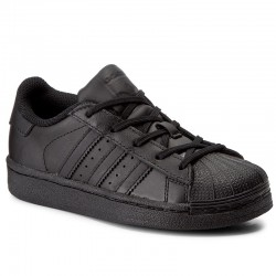 adidas superstar - noir