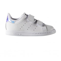 adidas stan smith cfi - neon-blue