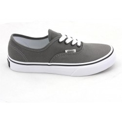 vans chaussure authentic enfant - pewter
