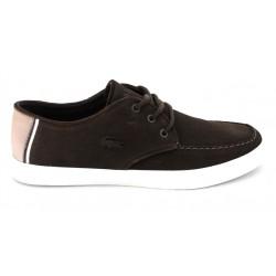 lacoste sneakers sevrin en cuir