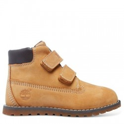 timberland pokey pine hook-et-loop petit enfant - wheat