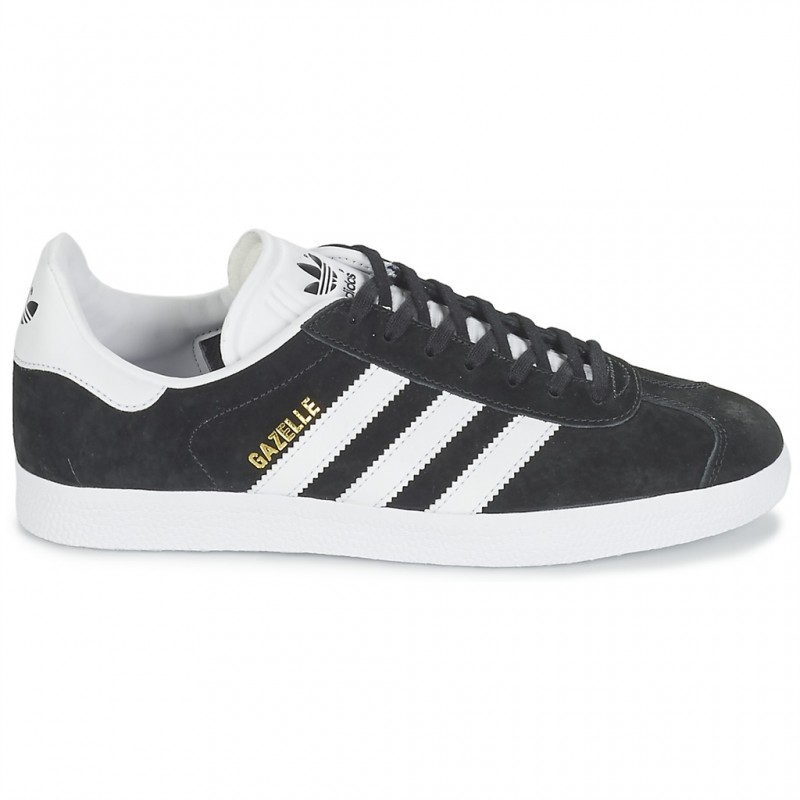 ADIDAS CHAUSSURE GAZELLE -  noir  CHAUSSURES ADULTES NEUF