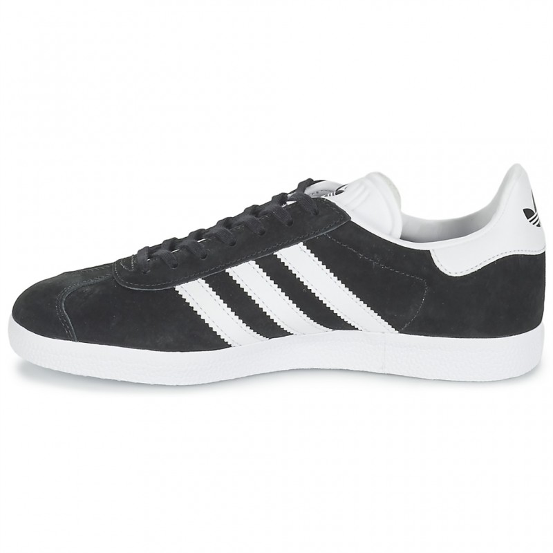 ADIDAS CHAUSSURE GAZELLE BLACK BB5476 NUBUCK NUBUCK NUBUCK CUIR 39 13 - BLACK shoes ADULT 14183e