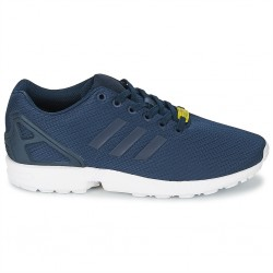 adidas chaussures zx flux - marine, toile, tissu
