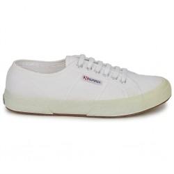 superga 2750 - classic - - white, toile, tissu