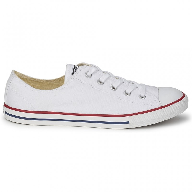 CONVERSE AS DAINTY OX - WEISS CHAUSSURES ADULTES NEUF