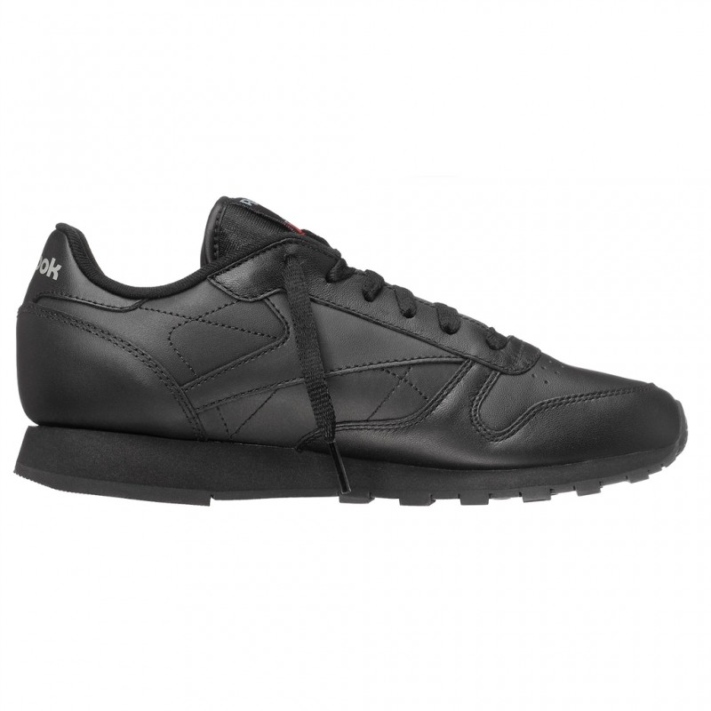 Cuir Add noir noi Leather X Reebok Face Aggiungi 40 2267 Tissu Stockholm Classic XqUA1HxwP