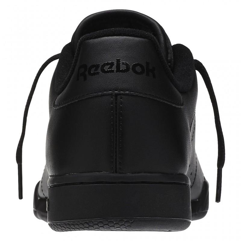Black Cuir Npc Reebok Tissu 6836 Neuf Chaussures Adultes 40 a4vqxttw