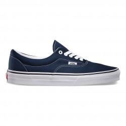 vans chaussure era - navy, toile, tissu