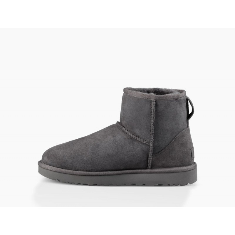 Mini Nuove per Sheep scarpe Classic Ugg adulti Gray 36 1016222 YT5cqO6