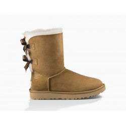 ugg bailey bow - chestnut, mouton, mouton