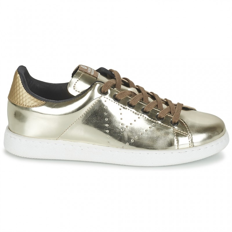 VICTORIA. - VICTORIA 125106 - OR-------- CHAUSSURES ADULTES NEUF