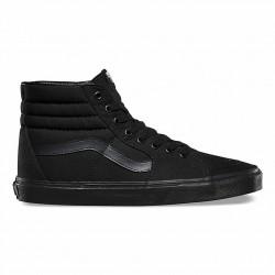 vans chaussure sk8 - mononoir, textile, textile