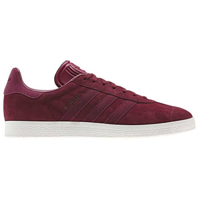 ADIDAS CHAUSSURE GAZELLE - BORDEAUX CHAUSSURES ADULTES NEUF