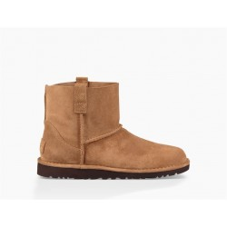 ugg unlined - chestnut, mouton, cuir/textile