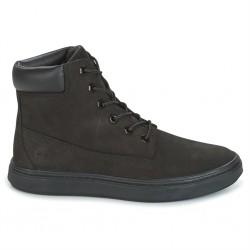 timberland londyn 6-inch boot - noir - noir, cuir, cuir/textile