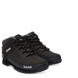 timberland eurosprint 6361r - black, cuir, cuir