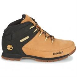 timberland euro sprint hiker - miel, cuir, cuir/textile