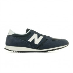 new balance 420 nvb - marine, cuir/suede, textile
