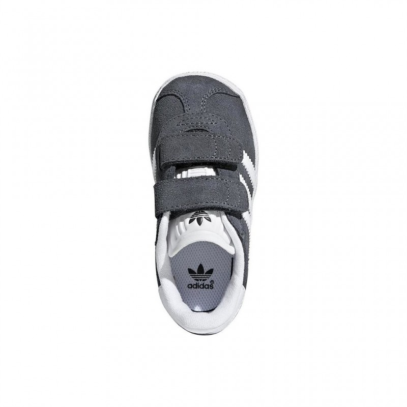 adidas gazelle grise enfant