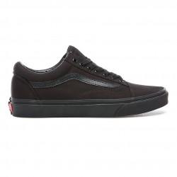 vans chaussures old skool - noir-noir, textile, textile