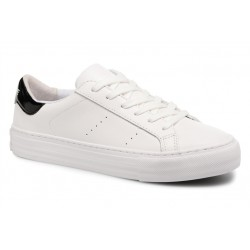 no name arcade sneaker nappa - blanc, textile, textile