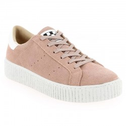 no name picadilly sneaker dragee - rose, textile, textile