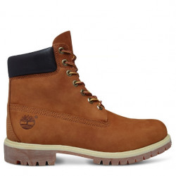 timberland icon 6-inch premium boot homme rouille