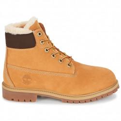 timberland icon 6-inch premium boot junior jaune
