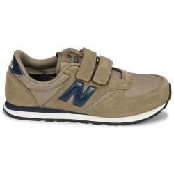 new balance ke420 nui - kaki, cuir/suede, cuir/textile
