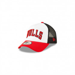 Casquettes New Era TEAM TRUCKER Chicago Bulls - Ref. 11871270 - OFFSHOES.FR